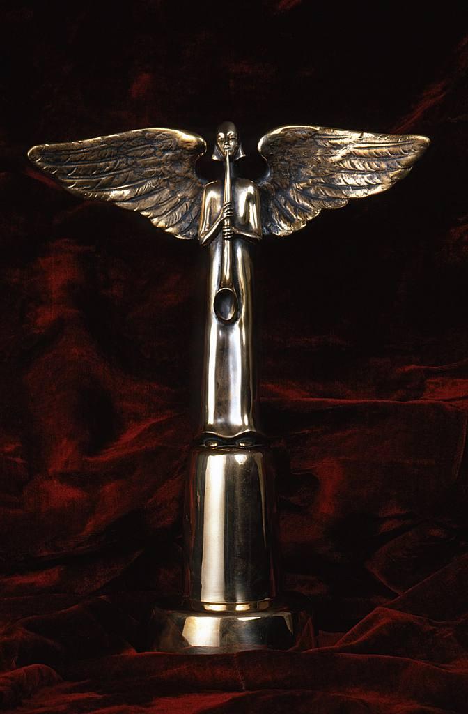 Anděl se šalmají (cena pro osobnosti hudebního světa)
