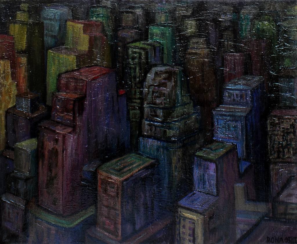 Chátrající město