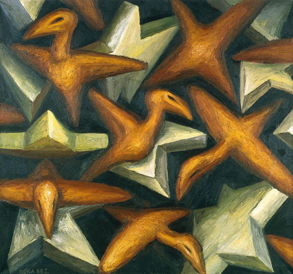 Ptáci a hvězdy
