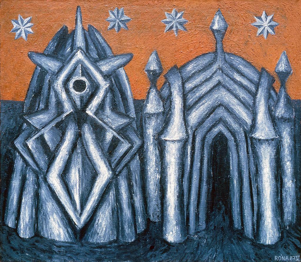Dva chrámy a čtyři hvězdy
