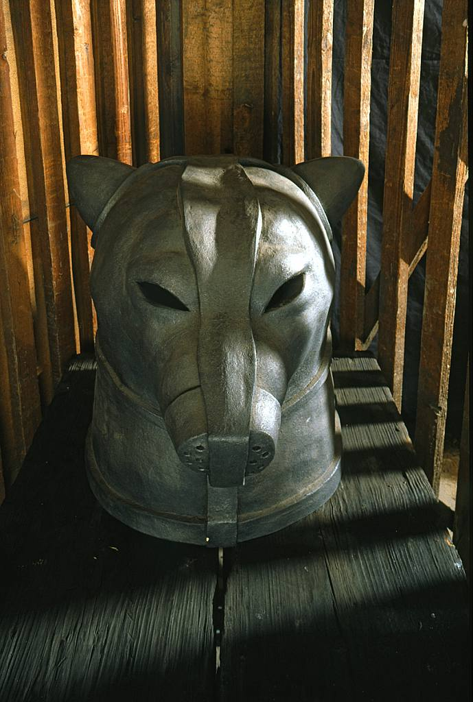 Medvědí hlava