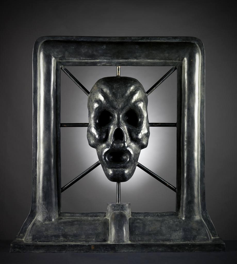 Podobizna - lebka