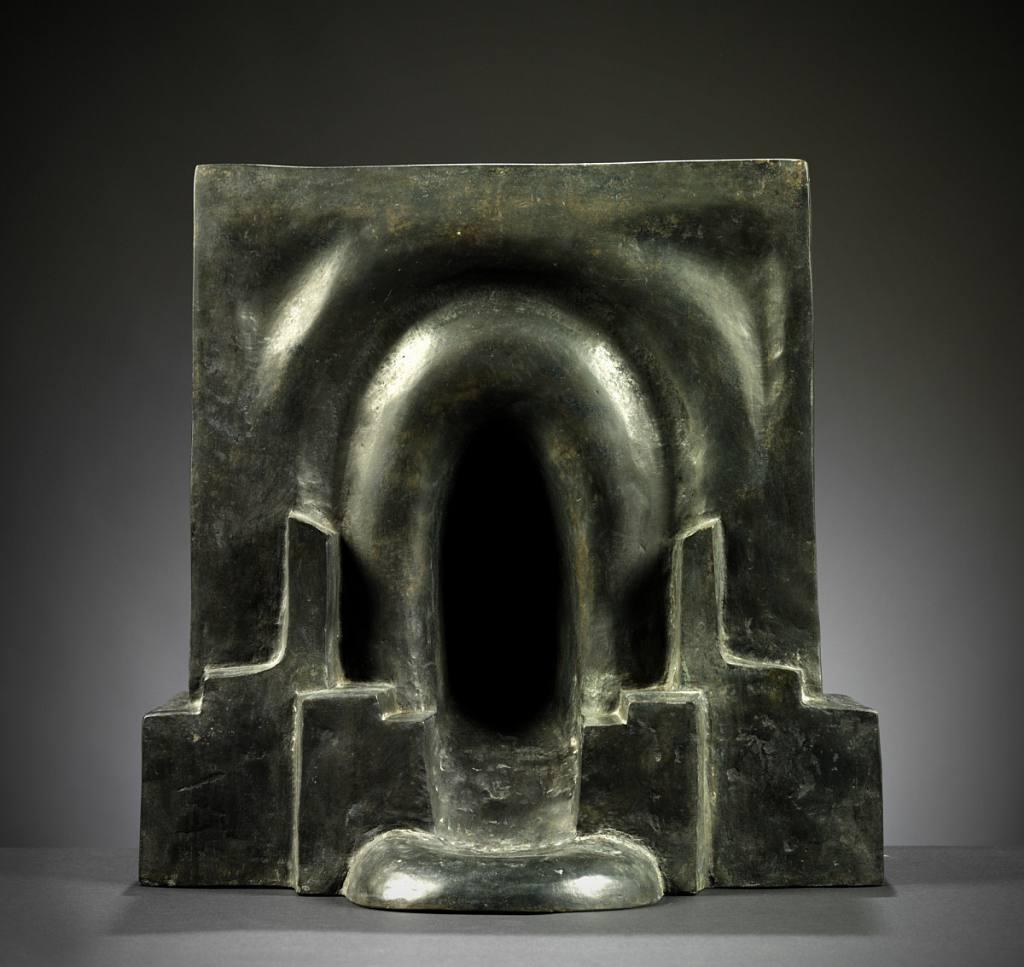 Brána - hrobka