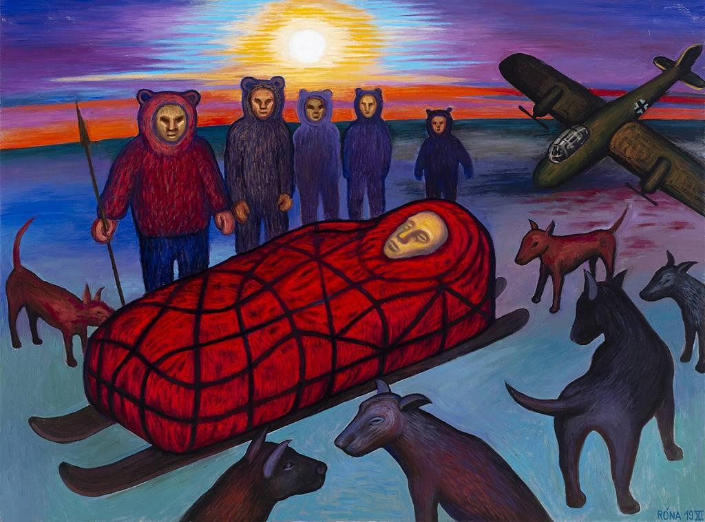 Podivný příběh umělce J.B.